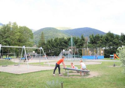 Camping Pradelongue, camping 4 étoiles à Luchon, Pyrénées