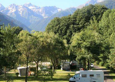 Camping familial à Luchon