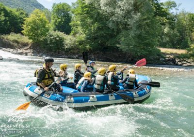 Rafting, Camping Luchon © AG Pyrenees 31
